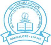 sri harsha school logo